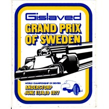Gislaved Grand Prix of Sweden