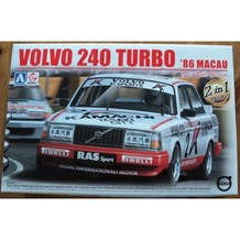 Model Kit 240 Turbo 1986
