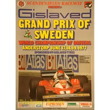 Gislave Grand Prix of Sweden 1977