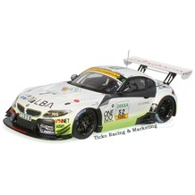 BMW Z4 GT3 WestCoast Racing
