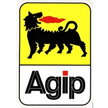 Agip Stickers