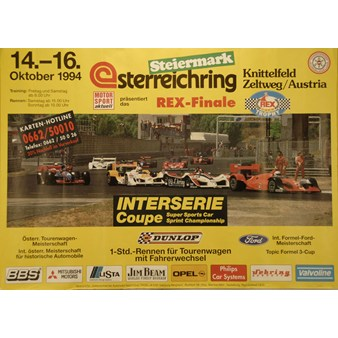 Interserie Coupe 1994
