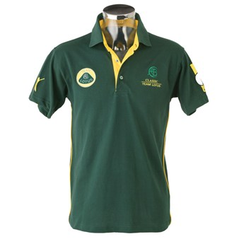Classic Team Lotus Polo