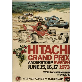 Hitachi Grand Prix of Sweden